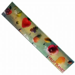 New Moon Aromas | Fruit Planet Incense Sticks 15g (1 Box) Free UK Delivery